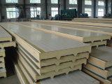 Покрасьте Coated Corrugated панель изоляции