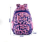 Belos adorável Carton Piscina Backpack Imprimir Escola Adolescente Saco escola infantil do notebook