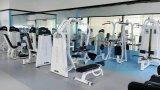 Corpo che allunga la pedana mobile di forma fisica di forma fisica della macchina/di ginnastica/corpo di forma fisica