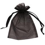 Le cadeau de la meilleure qualité de faveur de mariage d'organza met en sac la poche de bijou