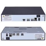 CCTVの製造業者HDMI VGAの出力H. 265 5MPイーサネットNVRサポートP2pサービス