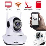 Wireless 720p Side Tilt Security IP Night Vision Wi-Fi Camera