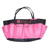 Tirette maniable de couleur de sac d'emballage de mode de fleur de dames