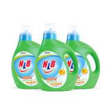 Detergente líquido da fragrância 2L da luz do sol para a roupa de lavagem