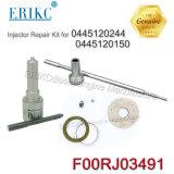 Erikc F00rj03491 Bosch Einspritzdüse-Überholungs-Installationssatz F 00r J03 491 (DLLA150P1781) F00r J03 491 für 0445120244 0445 120 244