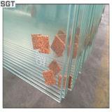 Ultra freies Gleitbetriebs-Glas-Niedriges Eisen-Glas-Extraweißes Glas von Sgt