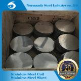 台所用品のための201 304ステンレス鋼の円