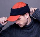 大人のスポーツのKint Earflapのナイロン野球帽