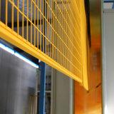 Rete fissa rivestita della rete metallica di sicurezza della polvere del mercato del Canada