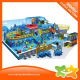 Oceano multifuncional Parque Infantil bebê equipamentos de playground coberto