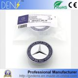 Capot de voiture Grill de l'emblème de lignes réseau d'un insigne pour Mercedes Benz