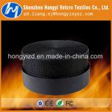 Crochet et boucle ignifuges matériels de Velcro de nylon de 100%