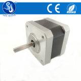 Motor de engranajes Motor paso a paso con el tamaño de la NEMA17 28mm de longitud Servomotor con máquina de coser