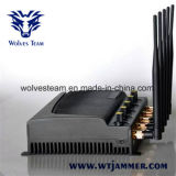 De regelbare Controle van de Stoorzender +Remote van de Telefoon CDMA450 van de Cel