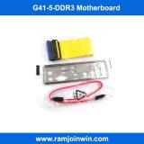 G41 Dubbele Contactdoos 775 Motherboard voor DDR3