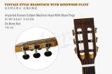 De Hete Verkoop van Aiersi Al Stevig Martin Vintage Acoustic Guitar Mg03sr