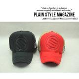 Aufgetragene Baumwollhersteller-Entwurfs-Großverkauf-Baseballmütze-Sport-Schutzkappe