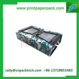포장 상자 장식용 상자에 의하여 인쇄되는 서류상 선물 상자 전 세트 크림 수송용 포장 상자