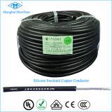 cable flexible del silicón 120mm2 para la soldadora