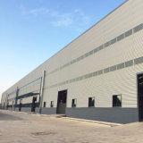 Costruzione prefabbricata della fabbrica galvanizzata Q345 della struttura d'acciaio