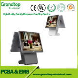 Fabricante POS 5,5 pulgadas, todo en uno POS, pantalla táctil del sistema POS Restaurante