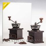 Espejos de bronce decorativos para decoración en la sala