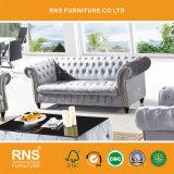 D033b bestes verkaufenwohnzimmer-Gewebe-Chesterfield-Sofa-Set