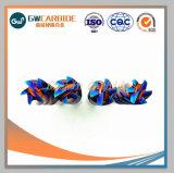 Outils de la machine CNC de carbure de tungstène Fraises Fraises