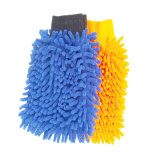Guante de la limpieza del hogar de Microfiber del precio bajo del fabricante de China