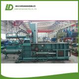 Máquina de empacotamento da prensa da embalagem da sucata do controlo Yd81-160 automático para a venda