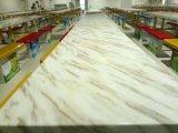 Tissu de polyester de couleur pour le profil de Pultruded