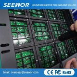 Tabellone per le affissioni fisso dell'interno di SMD3528 P6 HD LED con il Governo di 768*960mm