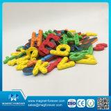 Pädagogische Englisch-und Zahl-magnetische Alphabet-Spielwaren-Vorschulzeichen