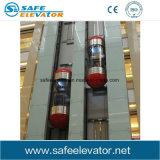Visite de verre feuilleté Vvvf Ascenseur panoramique