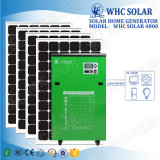 Production de l'électricité 4000W photovoltaïque à énergie solaire de Whc avec le panneau solaire