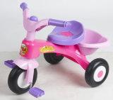 Paseo plástico del bebé del coche del juguete de los niños de la alta calidad en el coche