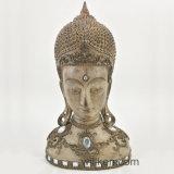 Estatuas principales de Buddha del ornamento del hogar del arte de la resina