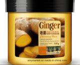 Cheveu d'hydratation de vieil de gingembre de Bioaoua de cheveu Alnon-Autoclave de masque réparant le masque