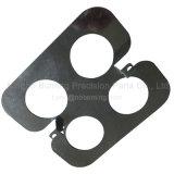 Präzision, die Teil des Metallverbindenden/-halters stempelt