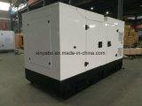 gruppo elettrogeno diesel elettrico di potenza di motore di 100kw Weifang Ricardo con il tipo insonorizzato del ATS