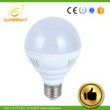 Buona lampadina globale di qualità 7W E27 6500K LED