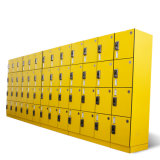Cacifo Keyless dos fechamentos do armazenamento do empregado de HPL