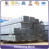 Q235 Strcutural carbono tubo rectangular (CZ-SP18)