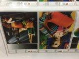 X6-2030xuv UVPrinter met 2PC het Afdrukken van Xaar1201 1.8m Breedte