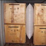Bolsos de aire del balastro de madera que llenan boquetes