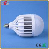 Exportador do bulbo plástico E27 do diodo emissor de luz de 15W 18W 24W 36W 50W