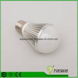 PC+Aluminum LEIDENE van de Huisvesting LEIDENE 3000-6000K 3W5w7w10W12W15W van de Lamp E27 85-265V Bol