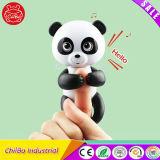Игрушка толковейшей и смешной панды перста электронная пластичная