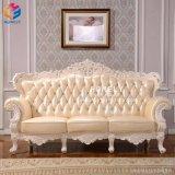 居間のフランス様式の贅沢で美しいソファーHly-Sf52