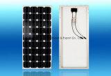 Panneaux monocristallins de pointe d'énergie solaire de 100watts picovolte
